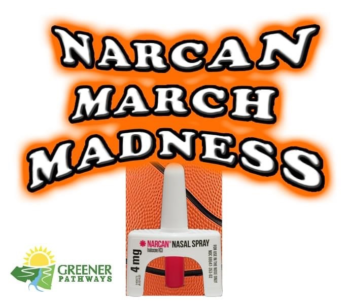 Narcan March Madness: