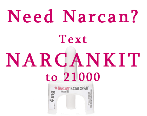 Text For Narcan